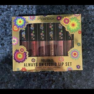 holidaze lip stick set